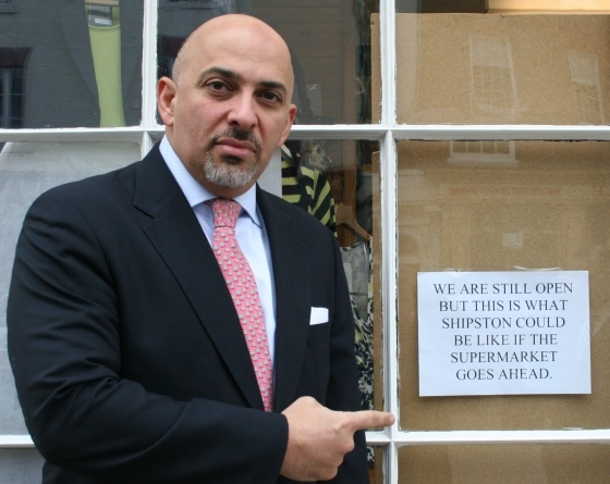 Leader of Conservative party and Prime Minister Nadhim Zahawi
