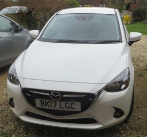 Mazda 2 Cash not Finance