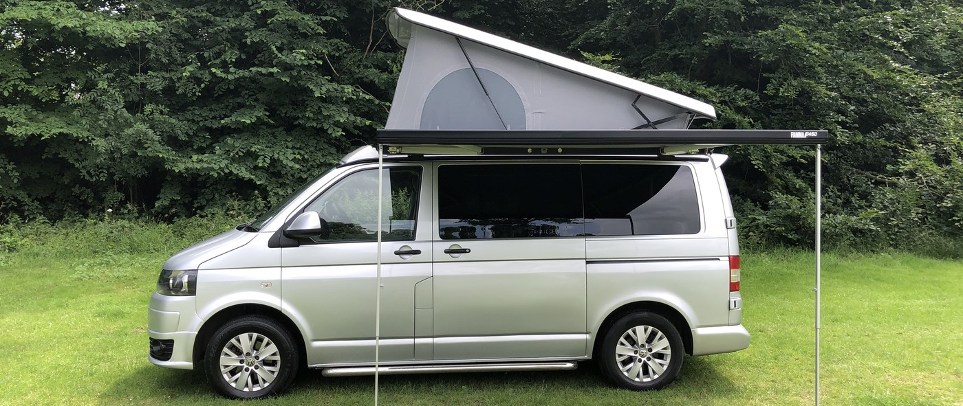 That's not a campervan