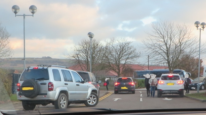 Parking Shipston High School